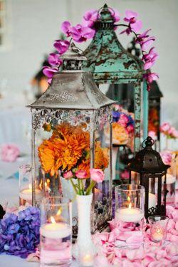 bold-and-eye-catching-boho-chic-wedding-centerpieces-4