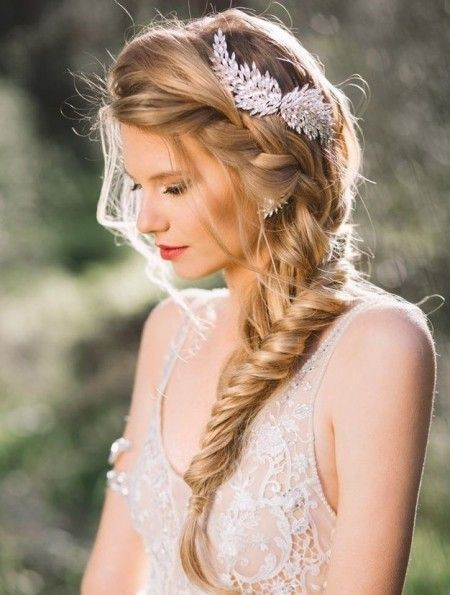coiffures-boho-and-style-on-pinterest-coiffure-mariage-hippie-chic