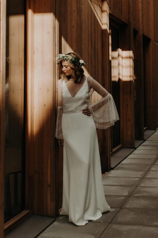 Camille Marguet/ wedding dress Paris / créatrice robes de mari